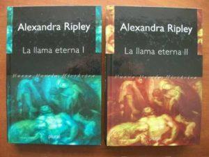 Alexandra Ripley – La llama eterna