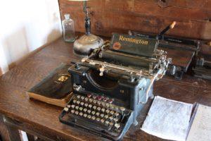 Escribir y sus veces