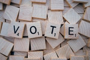 Eso de ir a votar