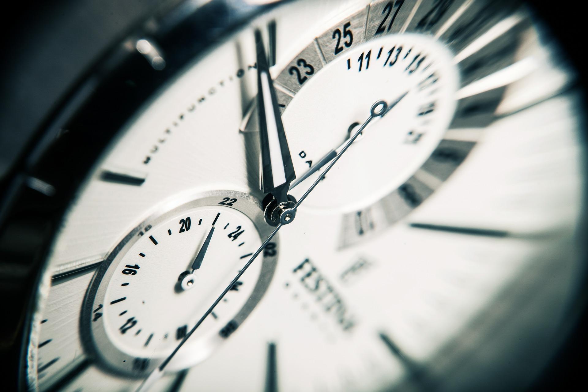 Tiempo y gusto desarrollado Parte 1