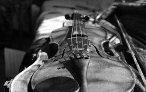 41. El violín