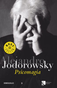 """Alejandro Jodorowsky – Psicomagia<span class=""""rating-result after_title mr-filter rating-result-4647"""" ><span class=""""mr-star-rating"""">    <i class=""""fa fa-star mr-star-full""""></i>        <i class=""""fa fa-star mr-star-full""""></i>        <i class=""""fa fa-star mr-star-full""""></i>        <i class=""""fa fa-star-half-o mr-star-half""""></i>        <i class=""""fa fa-star-o mr-star-empty""""></i>    </span><span class=""""star-result"""">3.33/5</span><span class=""""count"""">(1)</span></span>"""