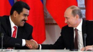 Maduro - Putin
