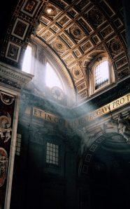 Bergoglio, penúltimo papa