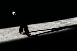 Soy uno con mi sombra