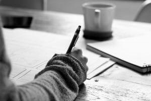 Escribir y sus veces - Prosa poética