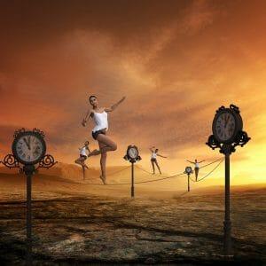 El tiempo como territorio