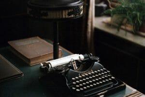 ¿Por qué quieres escribir?