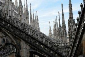 Mis catedrales - Romance octosílabo