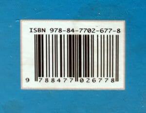 La gestión del ISBN